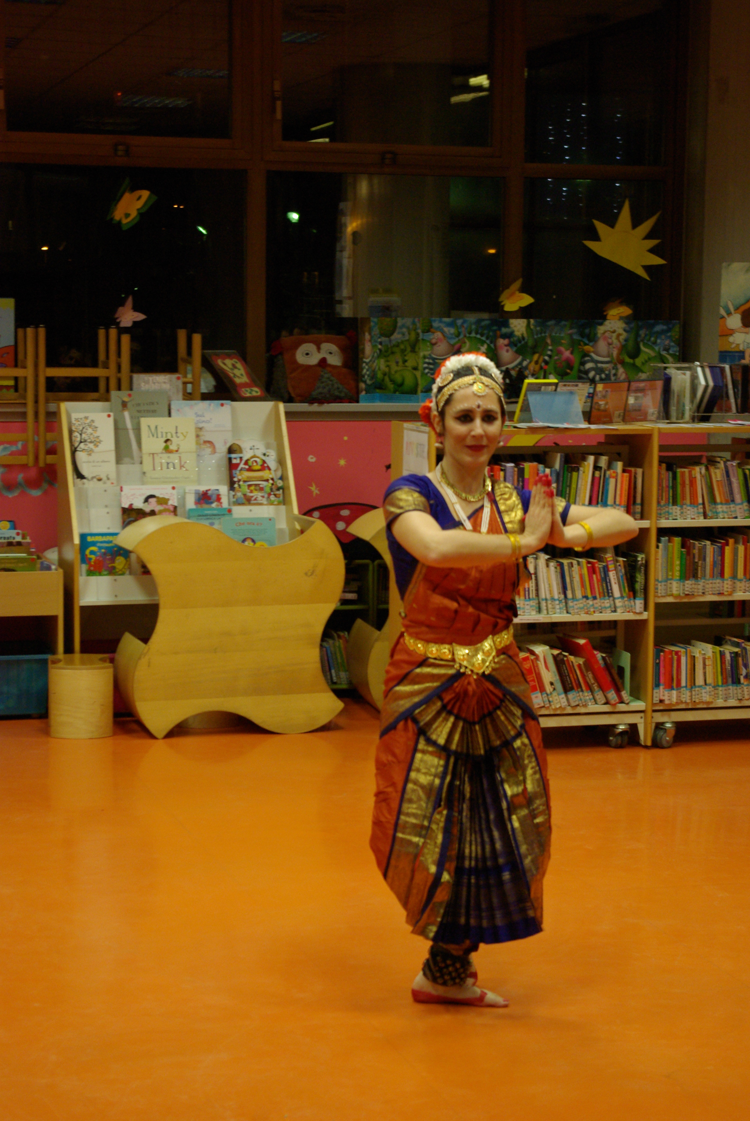 BookCity Milano - Linfe alla Biblioteca Gallaratese
