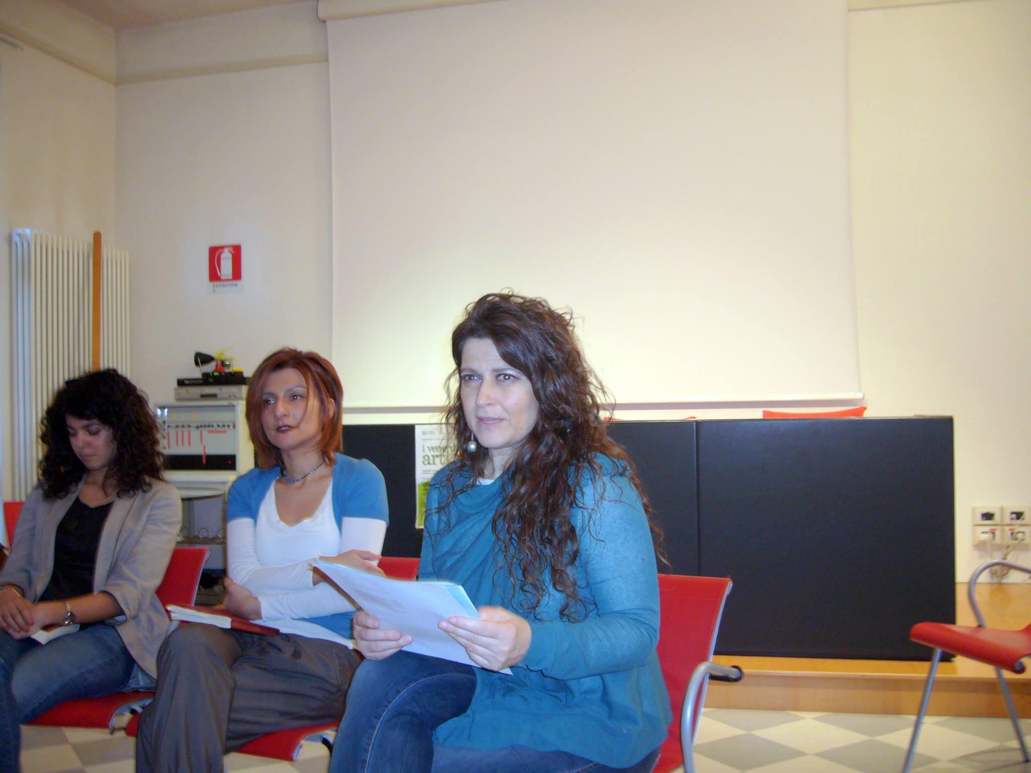 Renata Morresi e Marina Bellesi
