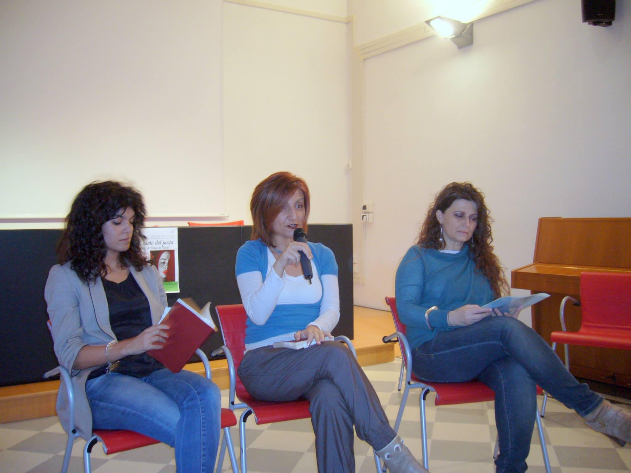 Eleonora Tamburrini, Renata Morresi e Marina Bellesi